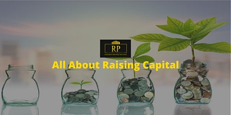 All About Raising Capital tickets