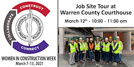 WIC Week Job Site Tour at Warren County Courthouse tickets