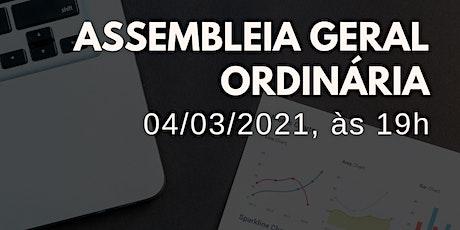 Convocação da Assembleia Geral Ordinária ingressos
