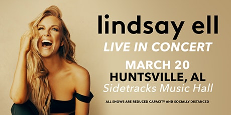Lindsay Ell at Sidetracks Music Hall tickets