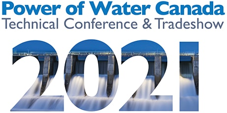 Power of Water Canada Technical Conference & Trade Show tickets