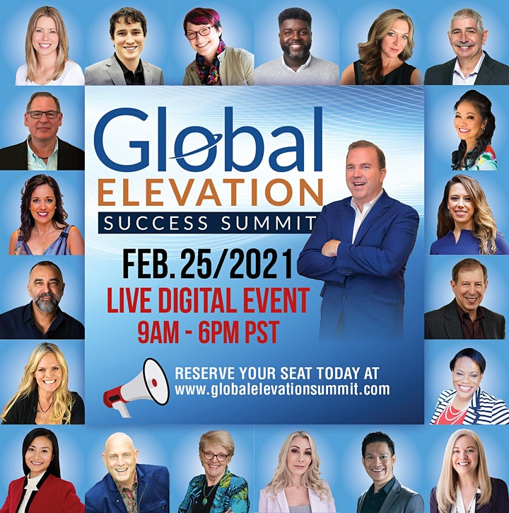 Global Elevation Success Digital Success Summit image
