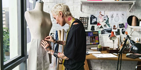 JCA | London Fashion Academy: Online Open Day tickets