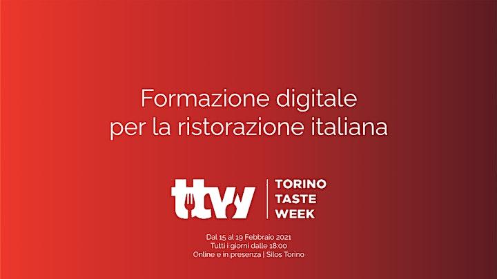 Immagine Torino Taste Week x RestWorld