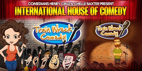 International House Of Comedy - OPEN MIC! (Audience Welcome) tickets