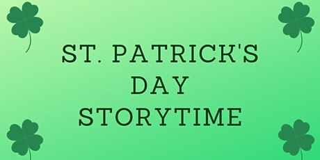 St. Patrick's Day Storytime at City Hall tickets