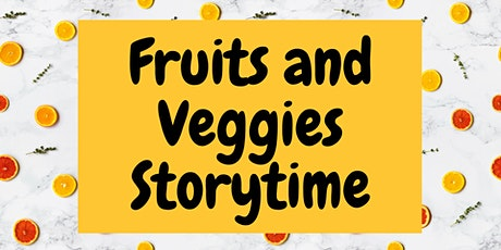 Fruits & Veggies Storytime at City Hall tickets