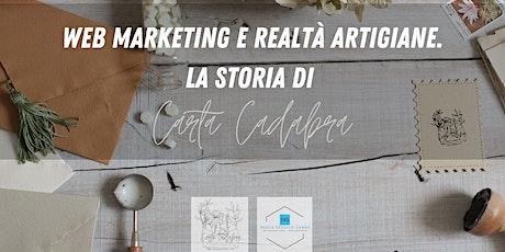 Web marketing e realtà artigiane. La storia di CartaCadabra biglietti