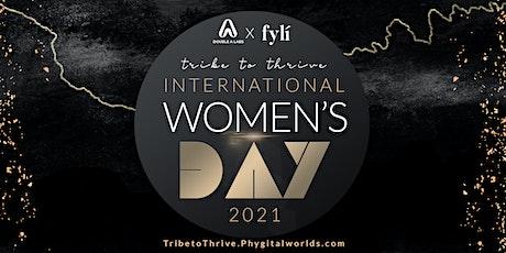 International Women's Day 2021 Celebration tickets