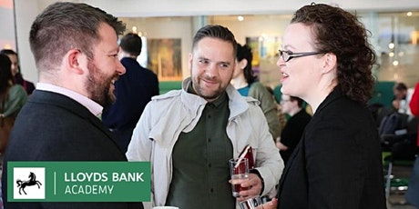 Lloyds Bank Academy: National Networking with Expert Speaker tickets