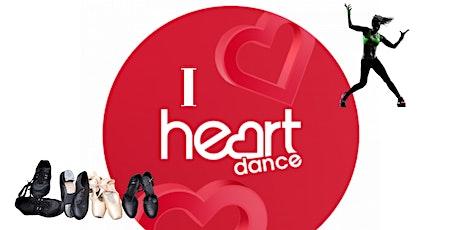 I Heart Dance Mini Dance Camp tickets