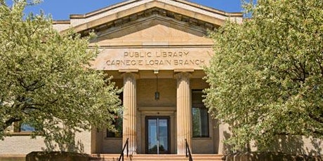 Cleveland Public Library Community Town Hall - Lorain Branch tickets