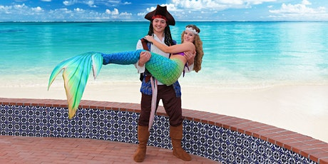 Mermaid and Pirate Party tickets