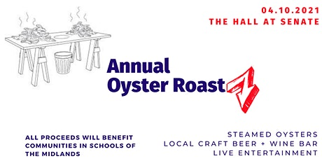 Oyster Roast at The Hall on Senate's End tickets