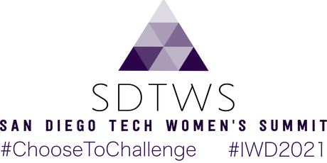 SDTWS International Women's Day #ChooseToChallenge Panel tickets