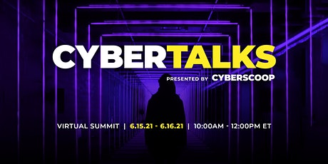 CyberTalks 2021 tickets