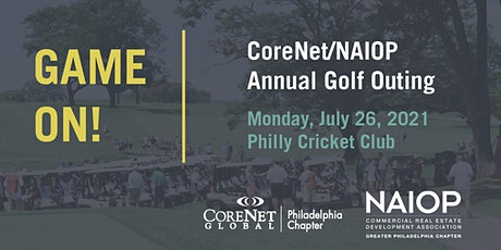CoreNet/NAIOP Annual Golf Outing 2021 tickets