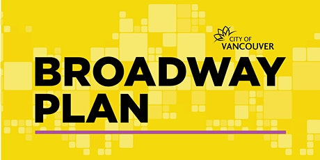 Broadway Plan Emerging Directions Workshop - Fairview tickets