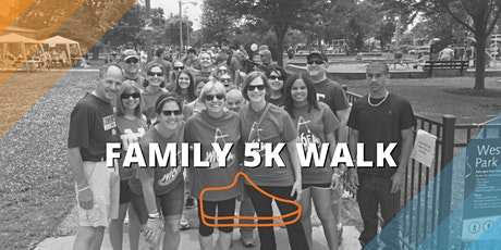 12th Annual Family 5K Walk tickets