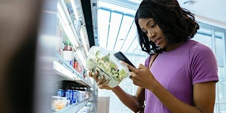 Nutrition Tech - Where Food and Technology Meet For Better Health (Webinar) ingressos