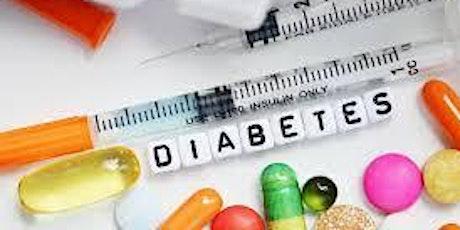 Diabetes 101 tickets