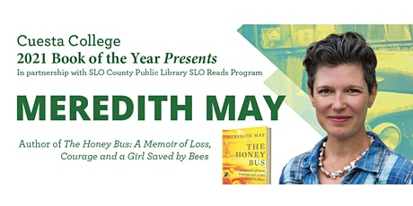 Cuesta College Virtual Book of the Year 2021 Presents Author Meredith May Tickets