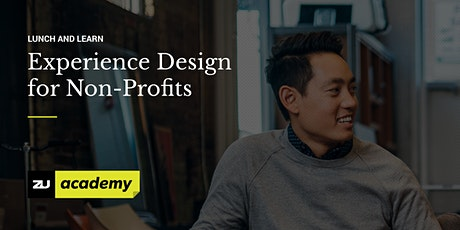 Free Lunch and Learn: Experience Design for Non-Profits tickets