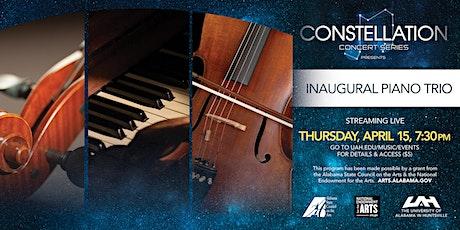 Inaugural Piano Trio tickets