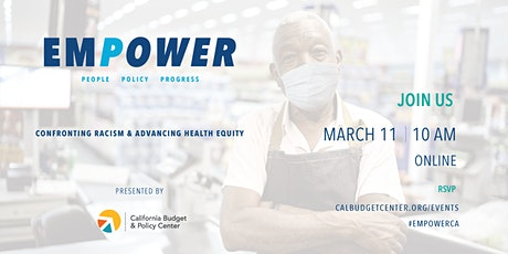 Empower 2021: Confronting Racism & Advancing Health Equity tickets