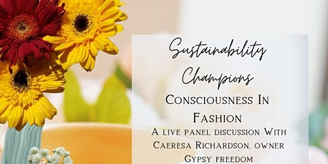 SUNY ESF Sustainability Champions: Consciousness in Fashion tickets