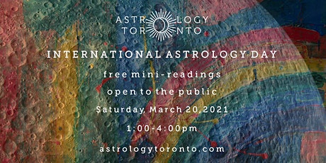 Astrology Toronto presents International Astrology Day tickets