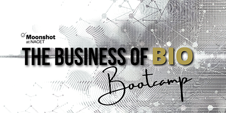 The Business of Bio Bootcamp tickets