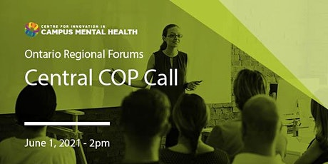 CICMH 2021 Central Region Community of Practice Call tickets