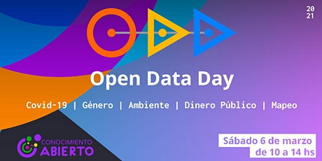 Open Data Day - Utilizando datos para el impacto social entradas