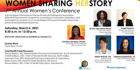 Kaiser Permanente African American  Association Women's Conference tickets