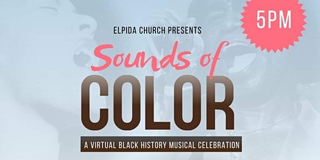 Sounds of Color Virtual tickets