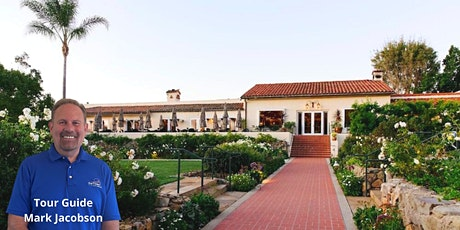 Rustic and Ritzy Rancho Santa Fe: In-Person Walking Tour tickets