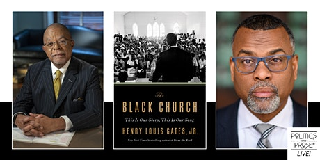 P&P Live! Henry Louis Gates Jr. | THE BLACK CHURCH with Eddie S. Glaude Jr. tickets