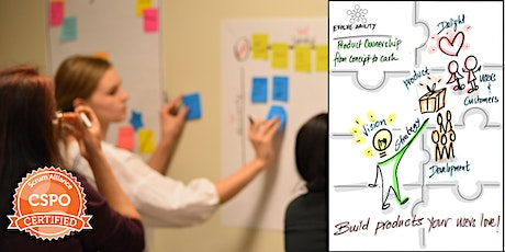 Certified Scrum Product Owner® (Virtual) tickets