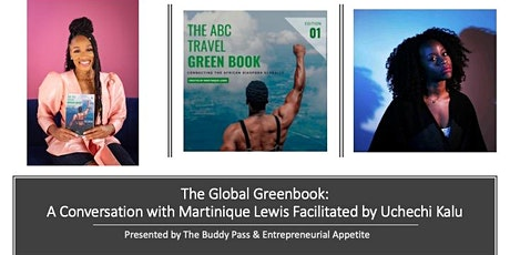 The Global Greenbook: A Conversation with Martinique Lewis tickets