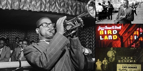 'History of Jazz in NYC' Webinar & 78rpm Listening Party: Bop City & Beyond tickets