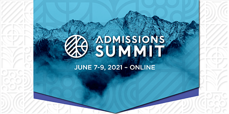 Admissions Summit tickets