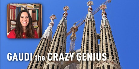 Crazy Genius: Gaudi's Barcelona Live Interactive Virtual Tour entradas