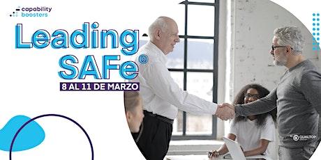 "Curso: ""Leading SAFe®"" boletos"