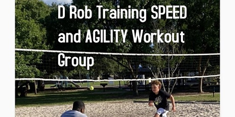 D Rob Training Speed, Strength and Agility Group tickets