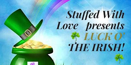 """LUCK O' THE IRISH""  GRAND OPENING!!! tickets"