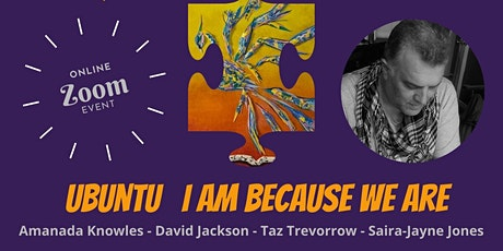 Ububtu 'I am because we are' a tribute to Yusuf Paul McCormack tickets
