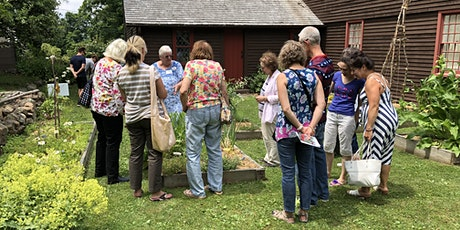 Connecticut's Historic Gardens Day, June 27, 2021 tickets