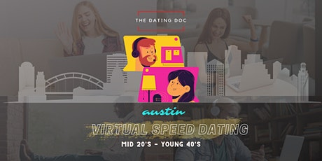 Austin Video Speed Dating (All Ages - Paired by Age Group) tickets