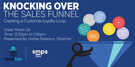 Knocking over the Sales Funnel tickets